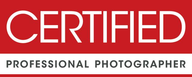 Certified Professional Photographer logo