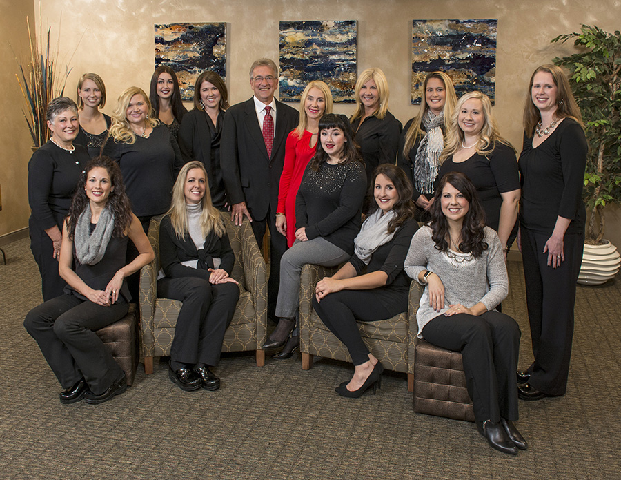 Business Staff photograph by Dan Cleary of Cleary Creative Photography in Dayton Ohio