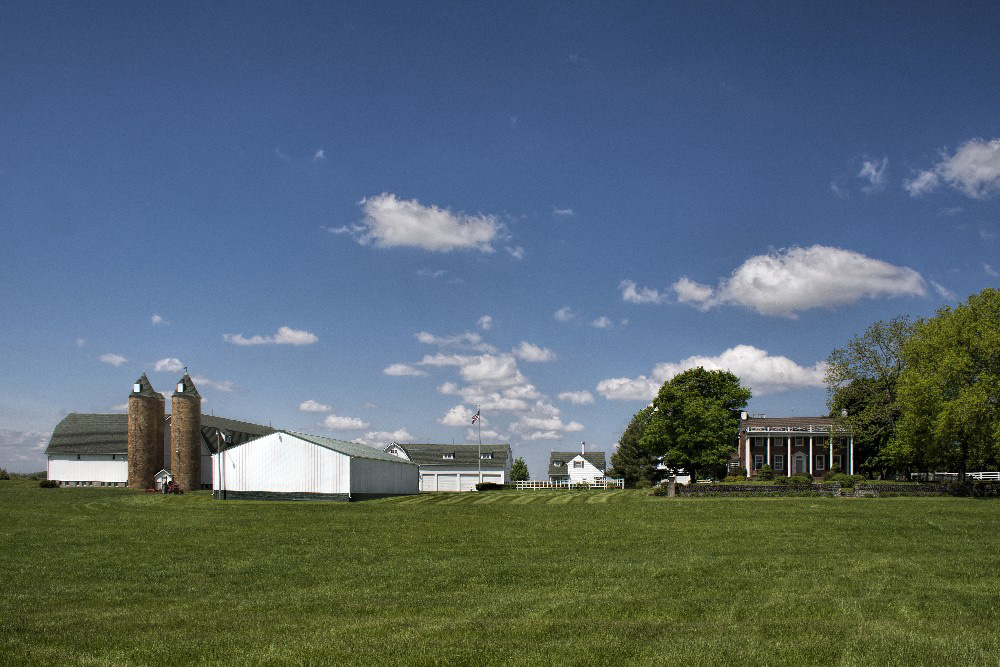 Cox family farm by Dan Cleary of Cleary Creative Photography in Dayton Ohio