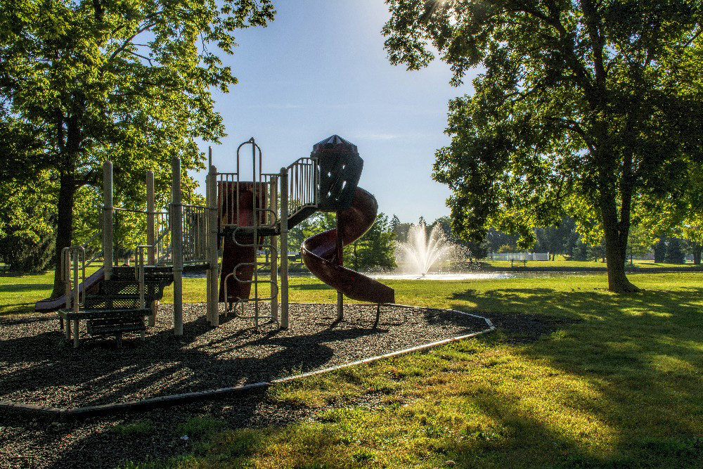 Englewood Ohio Municipal Park by Dan Cleary of Cleary Creative Photography in Dayton Ohio