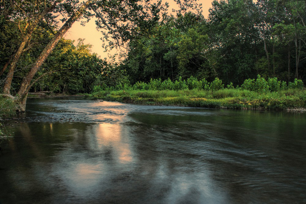 Miami river in Englewwod Metro Park Ohio by Dan Cleary of Cleary Creative Photography in Dayton Ohio
